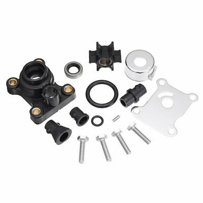 Water Pump Impeller Kit for Johnson Evinrude 9.9 15 Hp Outboard 391698 394711 TO