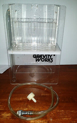 Gravity Works Archival Film Washer for 6-35mm, 4-120mm, 6-4x5 or 6-5x7  AFW45