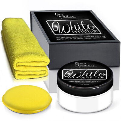 White Definition 150g Kit | Car Wax |  High Gloss Protective ~ Pure Definition ®