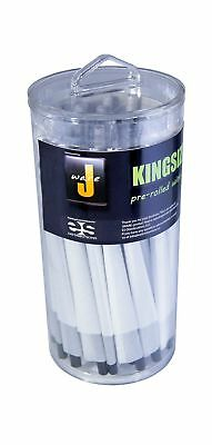 Jware Pre-rolled King Size Cones Rolling Paper (100 Pack)