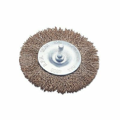 Laser Wire Brush - Flat Type - 4in./100mm (0353)