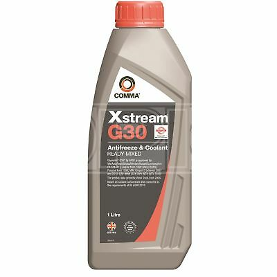 Comma Xstream G30 Antifreeze / Coolant - Ready To Use (XSM1L) - 1 Litre