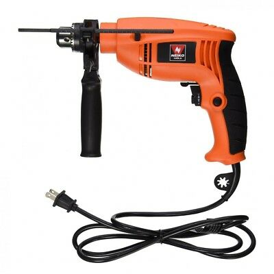 "1/2"" Reversible Hammer Drill w/ Variable Speed 