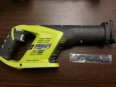 Ryobi P515 one 18 volt cordless reciprocating saw tool only 18v one+ (Bare Tool)