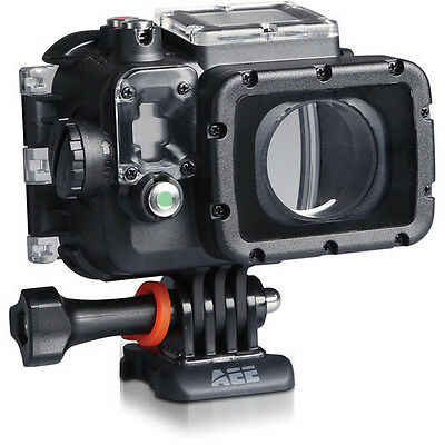 AEE S71L Pro Underwater Housing with LCD Back for S70 Action Camera 328'