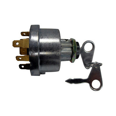 Ignition Switch For Ford Tractor 2000 2600 3000 3600 4000 5000 7000 8000 9000