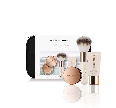Nude By Nature Harmony Complexion Essentials Kit - Medium