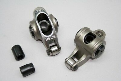 PRW GM LS Series Stainless Steel Roller Rocker Arms 1.8 x 3/8' x 5/16""