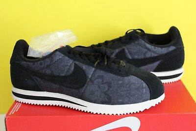 reputable site 3c8d2 2143f Nike Cortez Basic PREM QS Halloween Day Of The Dead Size 10.5 New 816562 001