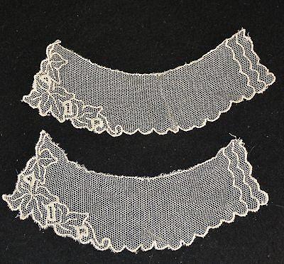 Pair Of Vintage Lace Cuffs! Pretty!