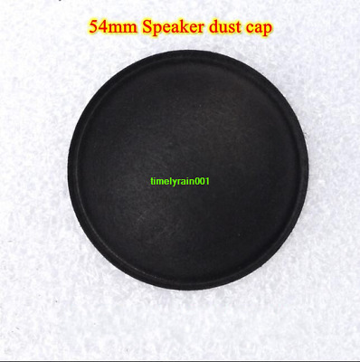 1pcs 54mm Speaker dust cap Loudspeaker dust cover Home Audio repair parts