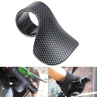 Motorcycle Grip Throttle Assist Wrist Cruise Control Cramp Rest For Honda Harley