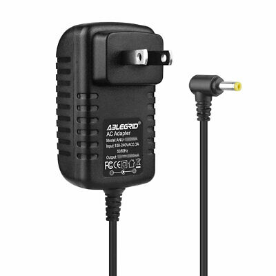 AC Adapter for Sony ICF-C11iP ICF-C11iP/BLK AM/FM Alarm Clock Radio Power Supply