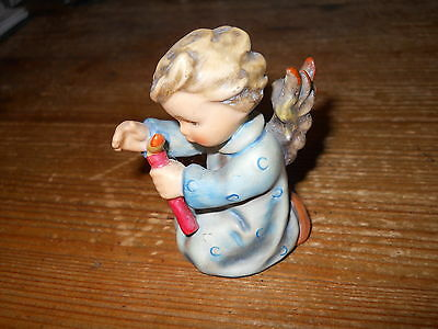 Vintage Goebel Hummel No 358 West Germany Ceramic Shining Light Angel Figure