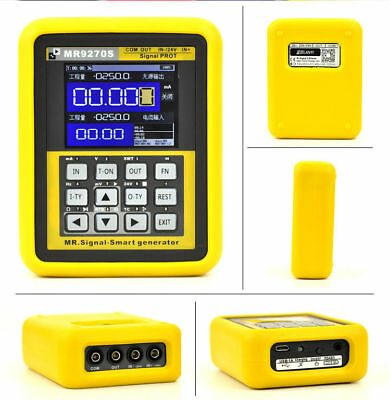 New Updated Signal Generator Calibration Current Voltage Thermocouple  4-20mA