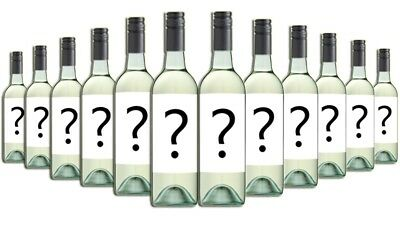 Mystery Labelled Pinot Grigio 2014 Red Wine - 12 Pack  RRP$264 Free Shipping