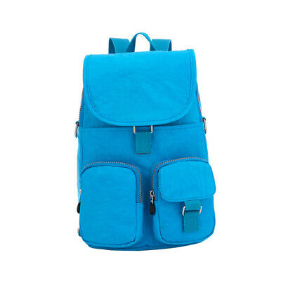 College style Womens canvas backpack computer bag waterproof nylon canvas Oxford
