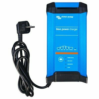 Charger 8A 24V Victron Energy Blue Smart IP22 Bluetooth 24/8 1 Schuko