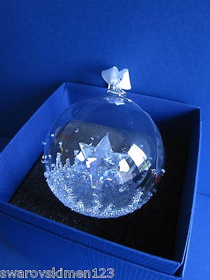 Swarovski Christmas Kerstbal 2014, Christmas ball ornament 2014. 5059023