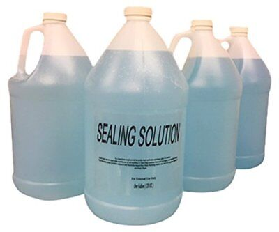 4 Gallons Of Sealing Solution For Pitney Bowes,DM Series, Preferred Postage