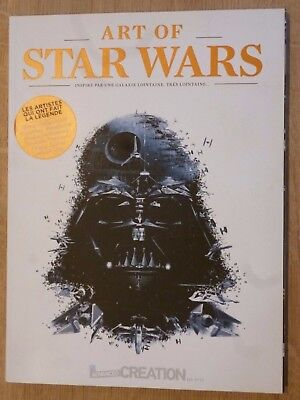 ART OF STAR WARS - 177 Pages - NEUF
