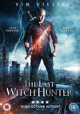 The Last Witch Hunter [2015] (DVD)