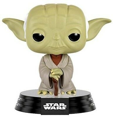 DAGOBAH YODA - Funko Pop! STAR WARS (2016, Toy NUEVO)