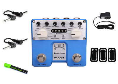 Mooer Audio Twin Series Reverie Chorus PRYMAXE PEDAL BUNDLE