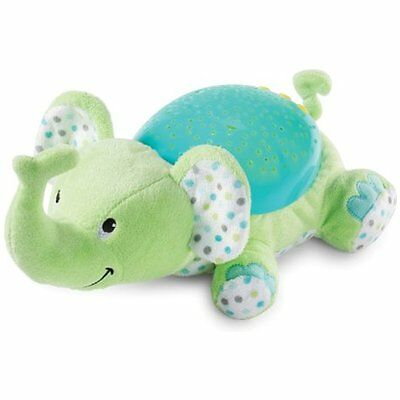Slumber Buddies Projection And Melodies Soother, Eddie Elephant NEW