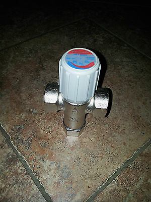 "Honeywell 3/4"" Female NPT Mixing Valve (70-145F) AM101-1"