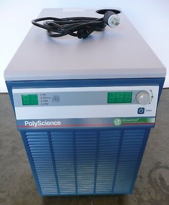 PolyScience Whispercool 6100T Refrigerated Chiller - Fully Tested - ref #39686