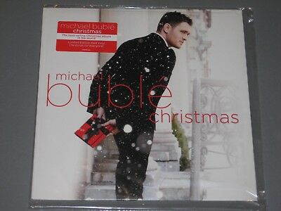 MICHAEL BUBLE  (Limited Edition Red Vinyl)  Christmas LP New Sealed Vinyl