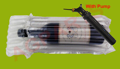 Inflatable Air Packaging Bubble Pack Wrap Bag For Wine Bottle With Pump