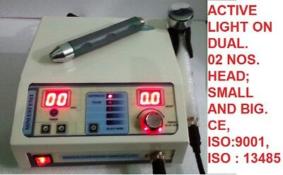 New Original Ultrasound Ultrasonic therapy machine for Pain relief 1 mhz SUN MEd
