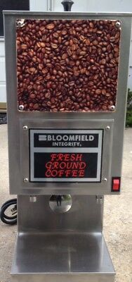 Bloomfield Integrity Commercial Coffee Grinder 8730 Restaurant  Type