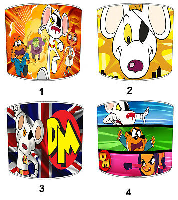 Danger Mouse Lampshade Ideal To Match Danger Mouse Duvet Danger Mouse Wall Decal