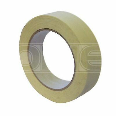 Pearl Consumables Masking Tape - 24mm x 50m (PMT03) - Pack of 10