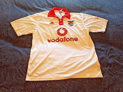 Benfica Centenary Shirt Away 2004 Rare