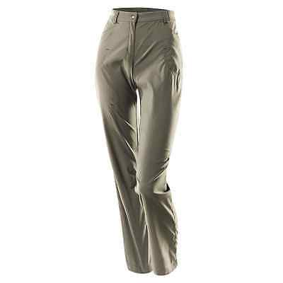 Loffler Trekking Roll-Up Pants Comfort Stretch Women's Trousers Size M (40)