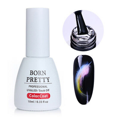 10ml Clear Blooming UV Gel Nail Polish Soak Off Manicure Born Pretty Blossom Gel