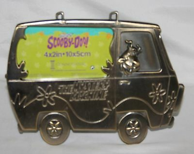 "2001 All metal Scooby-Doo ""The Mystery Machine"" Picture frame (New)"