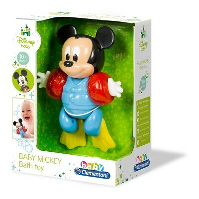 Clementoni - Mickey Mouse: Baby Mickey, Lustiger Badefreund