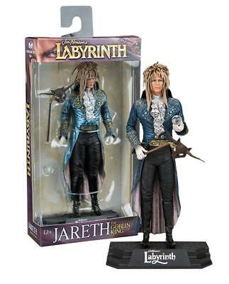 """Labyrinth Jareth the Goblin King Color Tops 7"""" Figure David Bowie"""