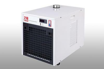 1600W Industrial Water Cooled Chiller Cool Cooling Water Machine 220V 50Hz B