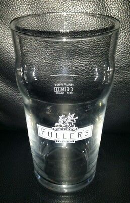 Rare Collectable Fullers 570Ml Imperial Pint Beer Glass Great Used Condition