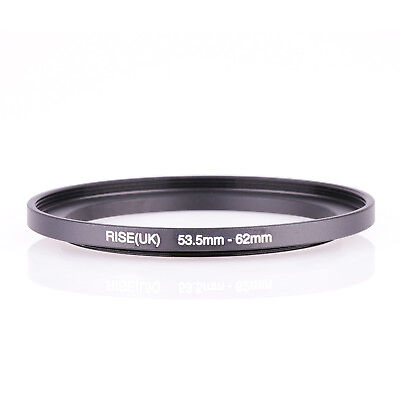 53.5mm to 62mm 53.5-62 53.5-62mm53.5mm-62mm Stepping Step Up Filter Ring Adapter