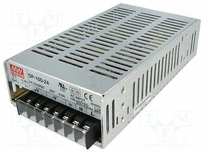 Mean Well SP-100-24 24V 100W Single Output Power Supply
