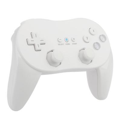 Controller Gamepad Joystick Joypad Controller for Nintendo Wii Video Games White