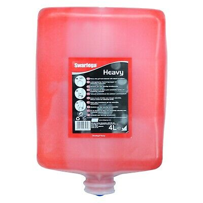 Swarfega Heavy Duty Hand Cleaner (SHD4LTR) - 4 Litre Cartridge