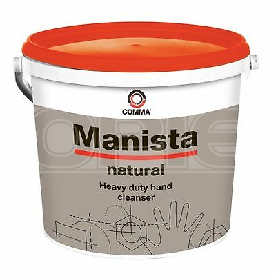 Manista Heavy Duty Hand Cleanser with Perlite (MAN10L) - 10 Litres